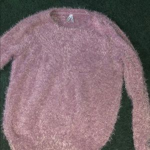Mudd furry long sleeve
